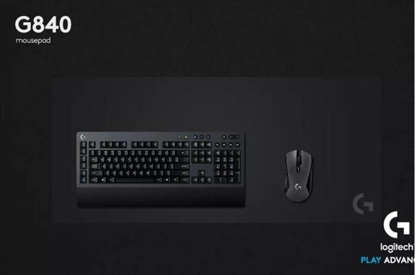 Logitech выпустила мышь G603, клавиатуру G613 и коврик G840
