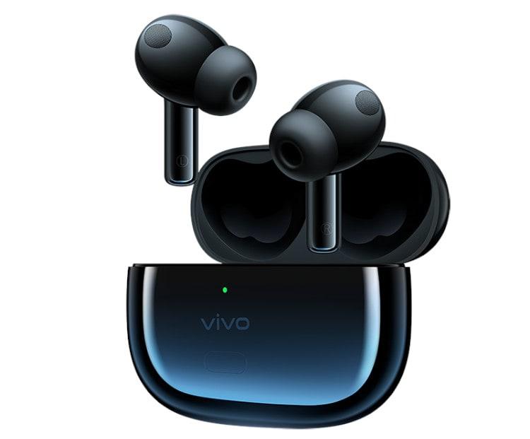 Представлены беспроводные наушники Vivo TWS 2 с поддержкой шумоподавления