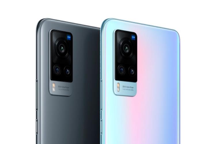 Смартфон Vivo X60t с чипом MediaTek Dimensity 1100 представлен в Китае