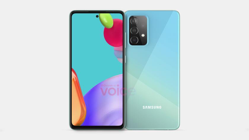 Появились подробности о смартфоне Samsung Galaxy A52 5G