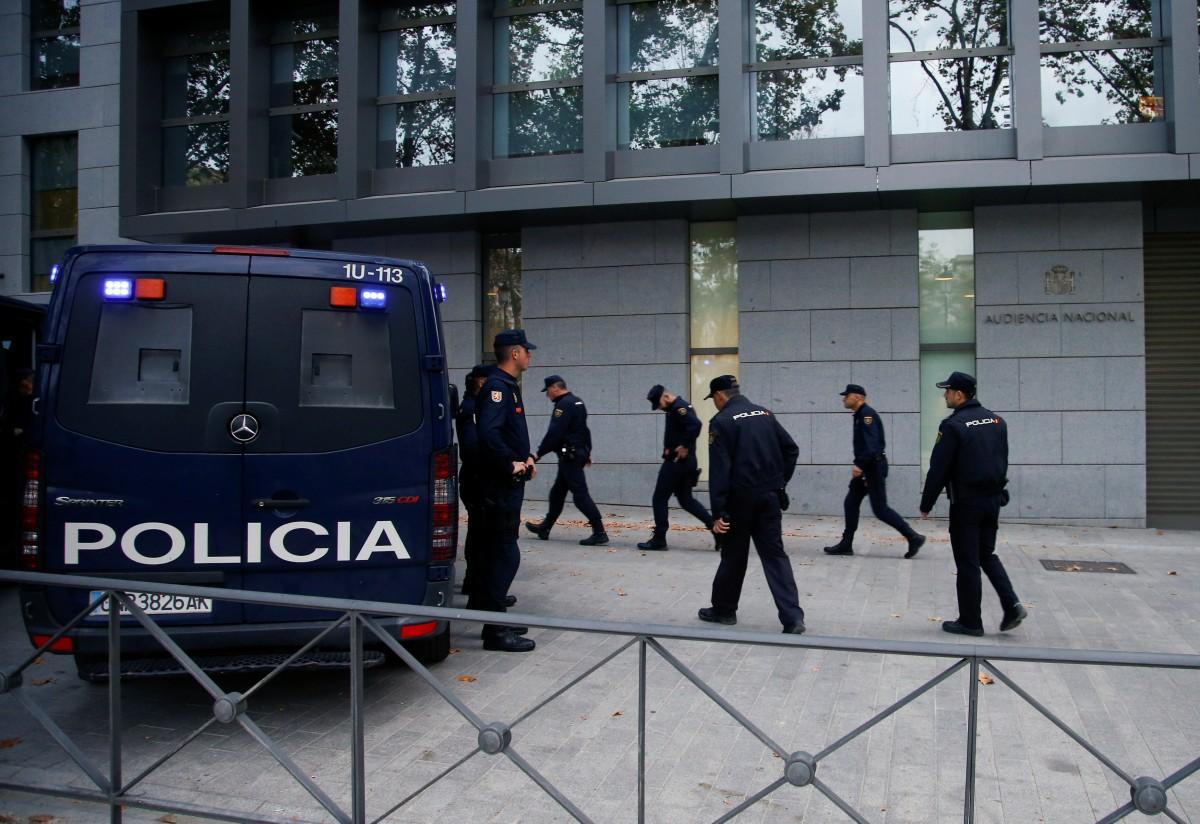 В Испании задержан подозреваемый в убийстве силовиков во время Майдана