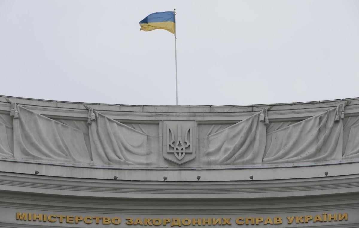 В украинском МИДе задержание консула назвали спланированной провокацией России