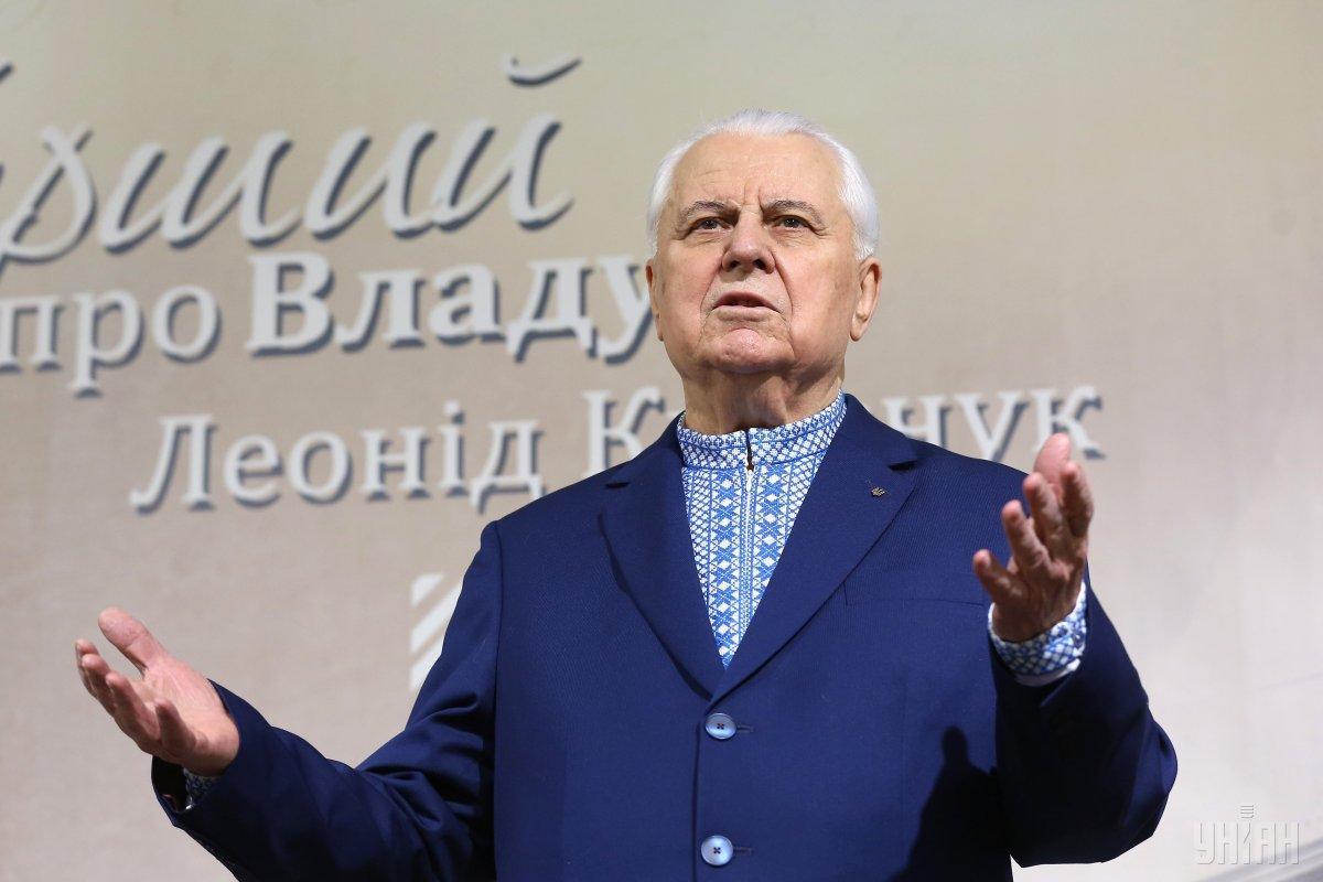 Переговоры по Донбассу находятся в тупике из-за России - Кравчук