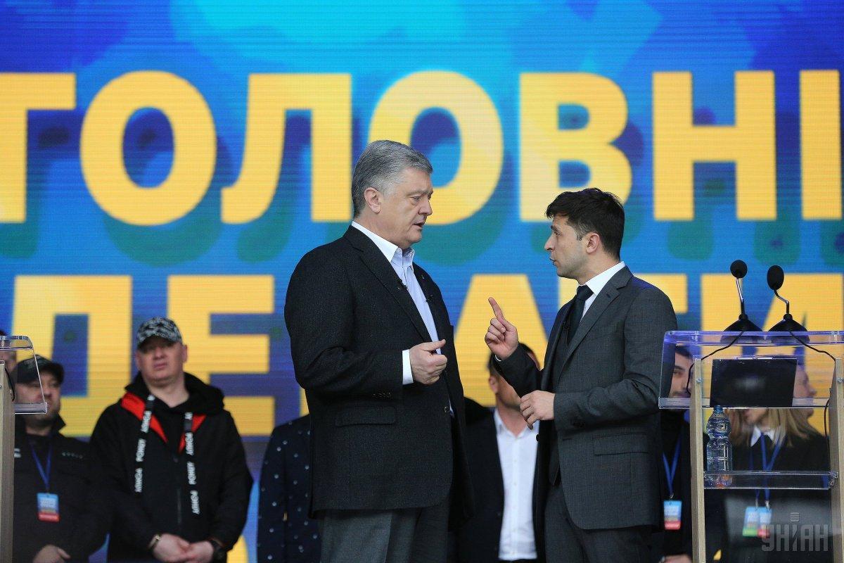 'Г***о привезли': Зеленский отреагировал на слова Порошенко о вакцине от коронавируса