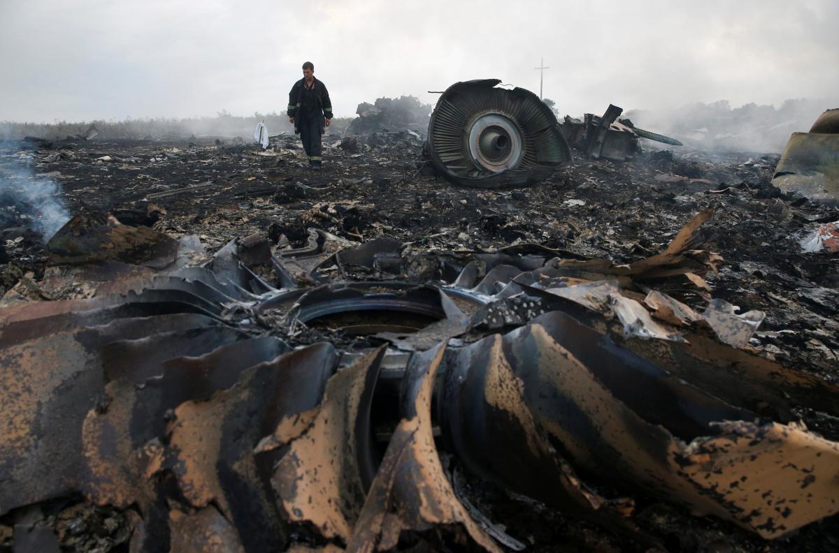 Крушение рейса МН17 на Донбассе: СМИ обнародовали аудиозаписи с участием Гиркина
