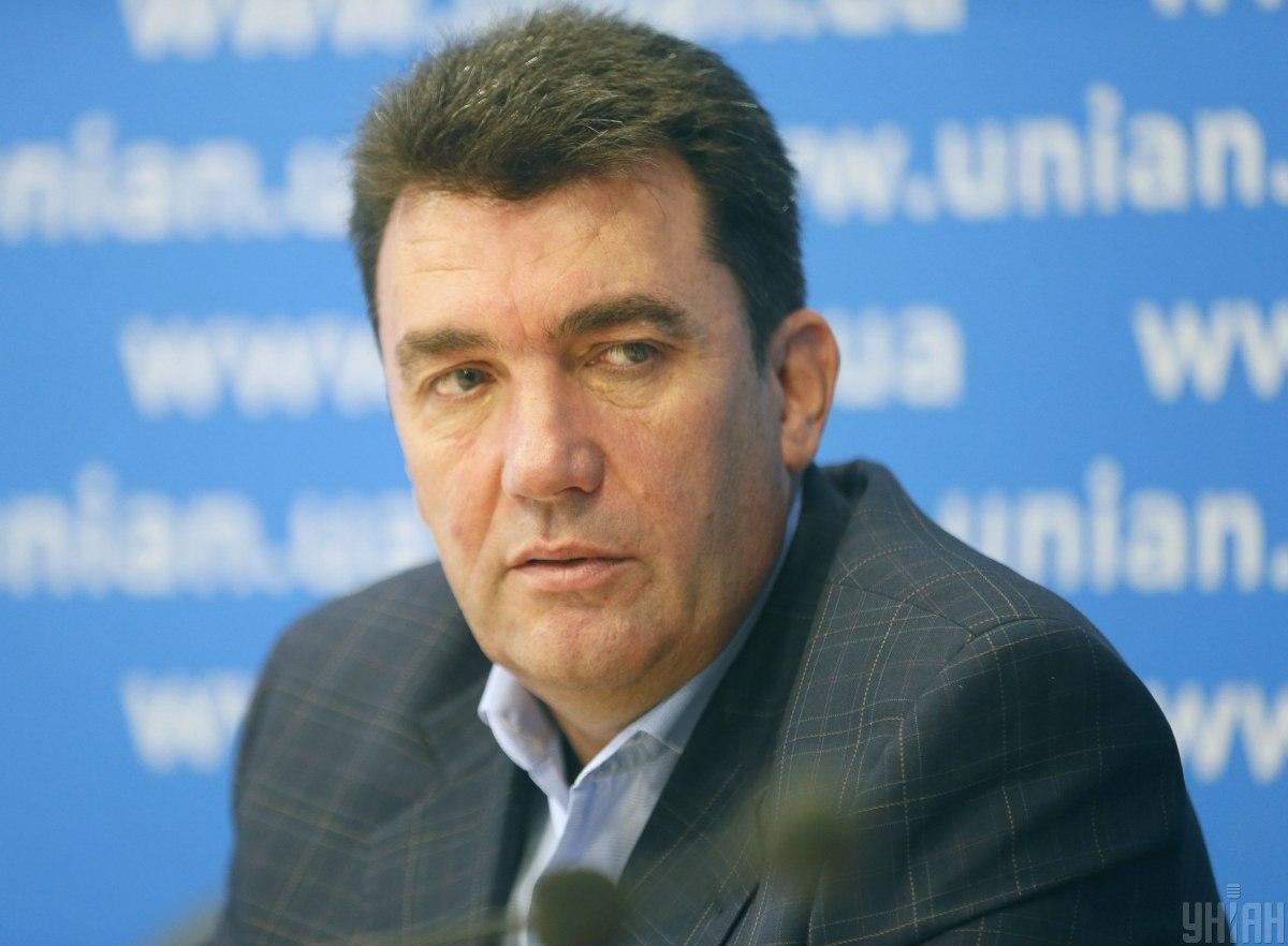 Данилов назвал 'фундаментальный повод' для изменения Минских соглашений