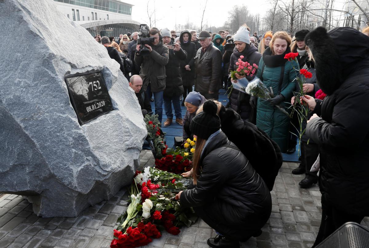Украина не согласилась с предложением Ирана выплатить по $150 тысяч компенсаций за погибших после сбития самолета МАУ