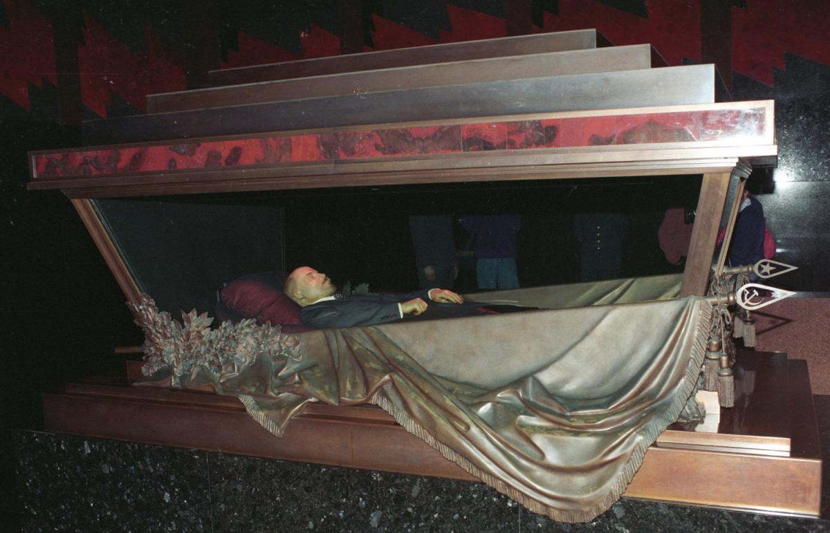 'Он гадил человечнее': анекдоты о кровавом вожде 'мировой революции' Ленине, которому сегодня – 151