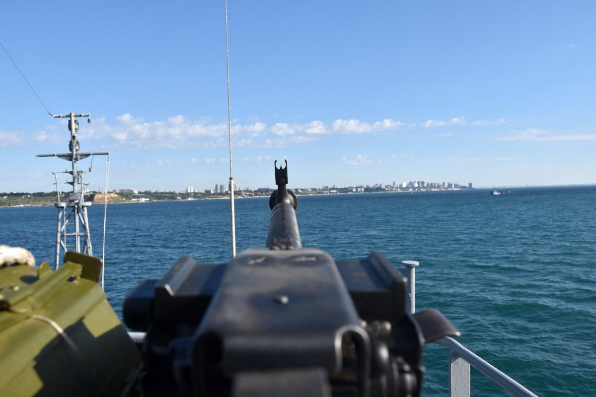 Bloomberg: Черное море - следующее поле битвы между Украиной, Россией и США