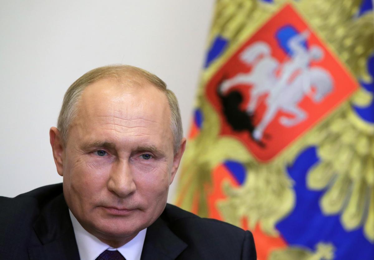 В Кремле говорят, что Путину доложили об идее Зеленского встретиться на Донбассе