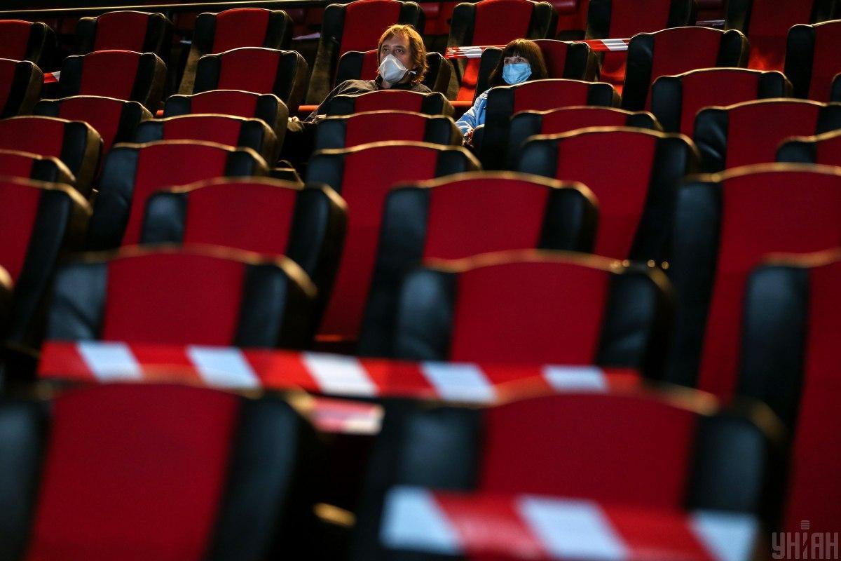 В Украине начался 'Марафон фильмов' к 30-й годовщине Независимости страны