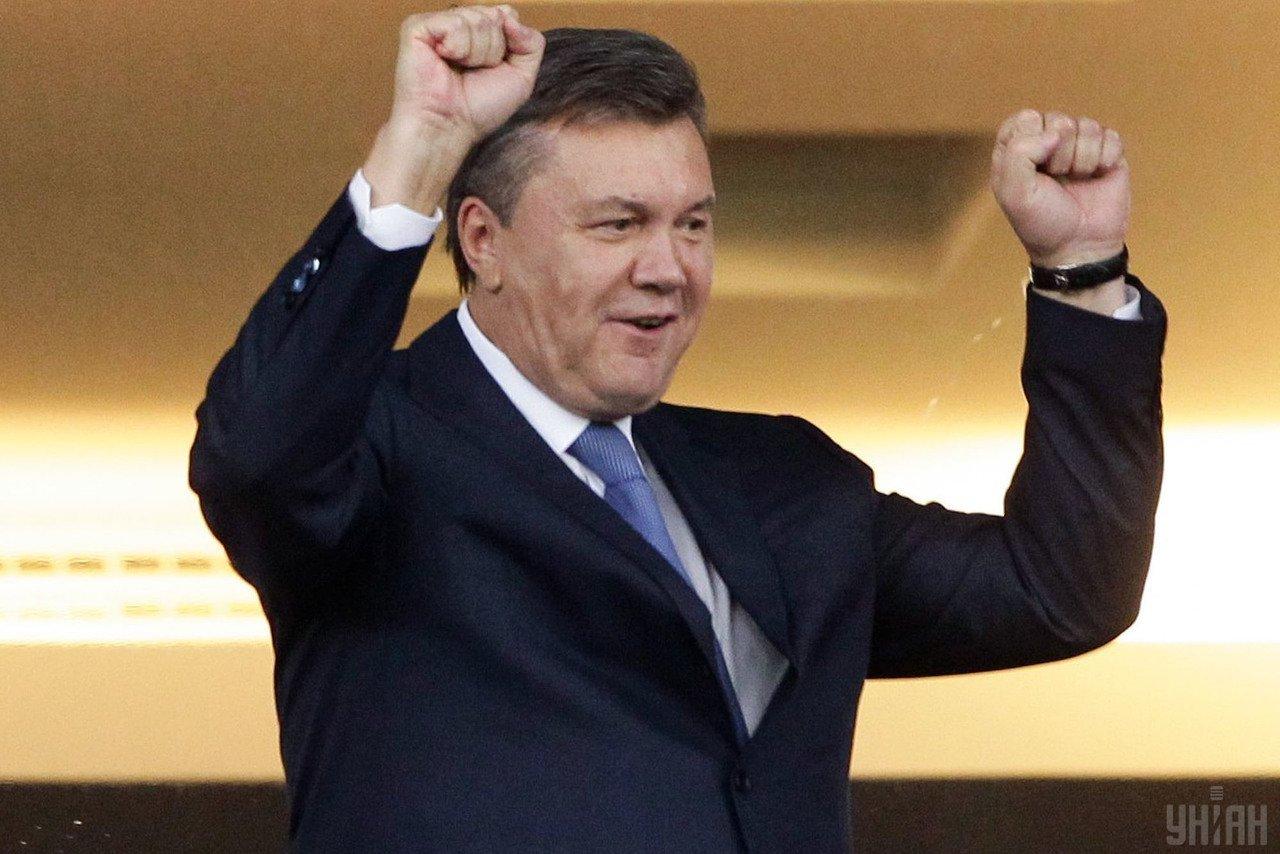 Суд разрешил заочное расследование дела об узурпации власти Януковичем