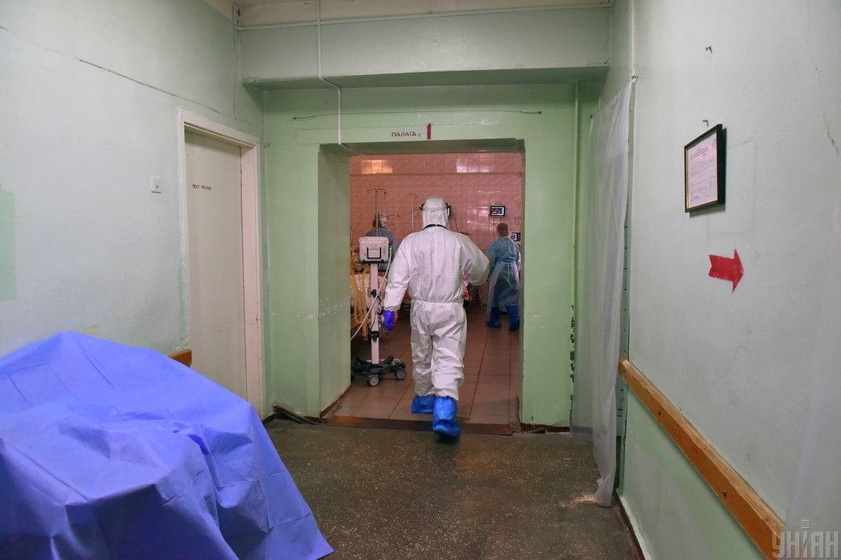 В Киеве женщина истекала кровью - в больнице ее отказались принять, испугавшись COVID-19