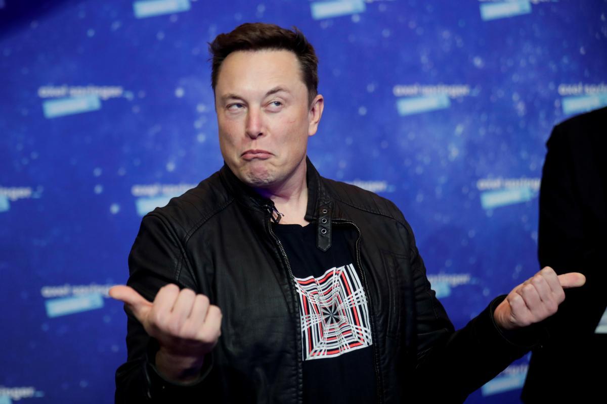 Илон Маск за один день потерял почти $10 миллиардов