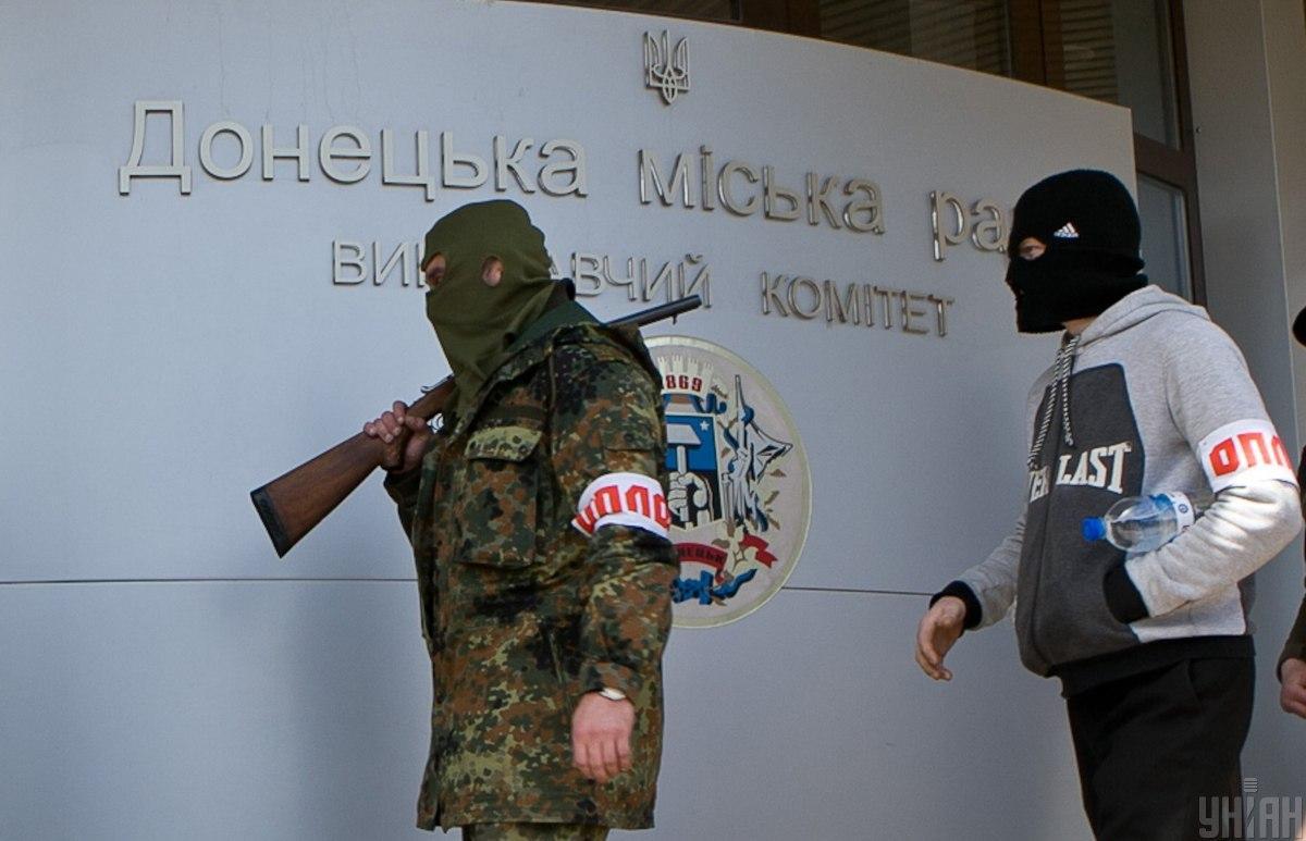 Двум боевикам 'ДНР' сообщили о подозрении в пытках украинских военных