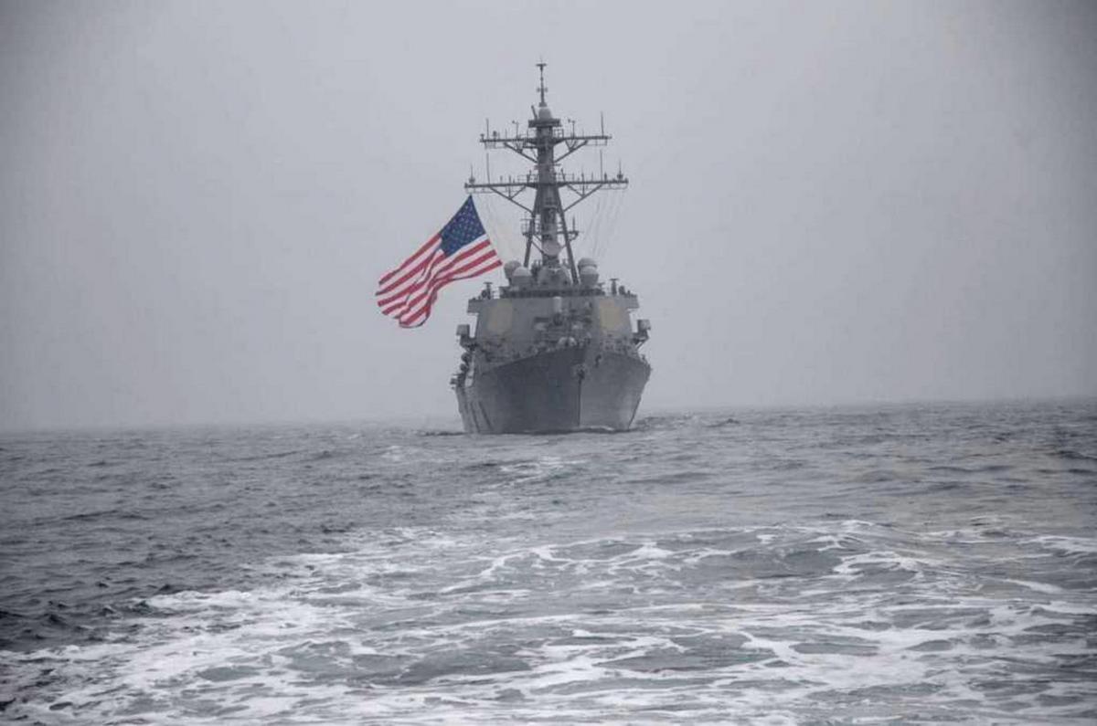На этой неделе размещения эсминцев США в Черном море не будет - СМИ