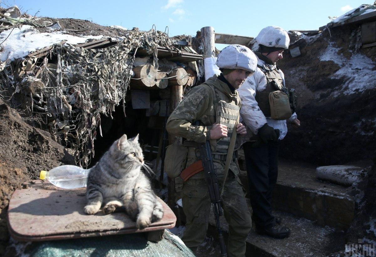 Обострение на Донбассе связано с санкциями против Медведчука - Кравчук