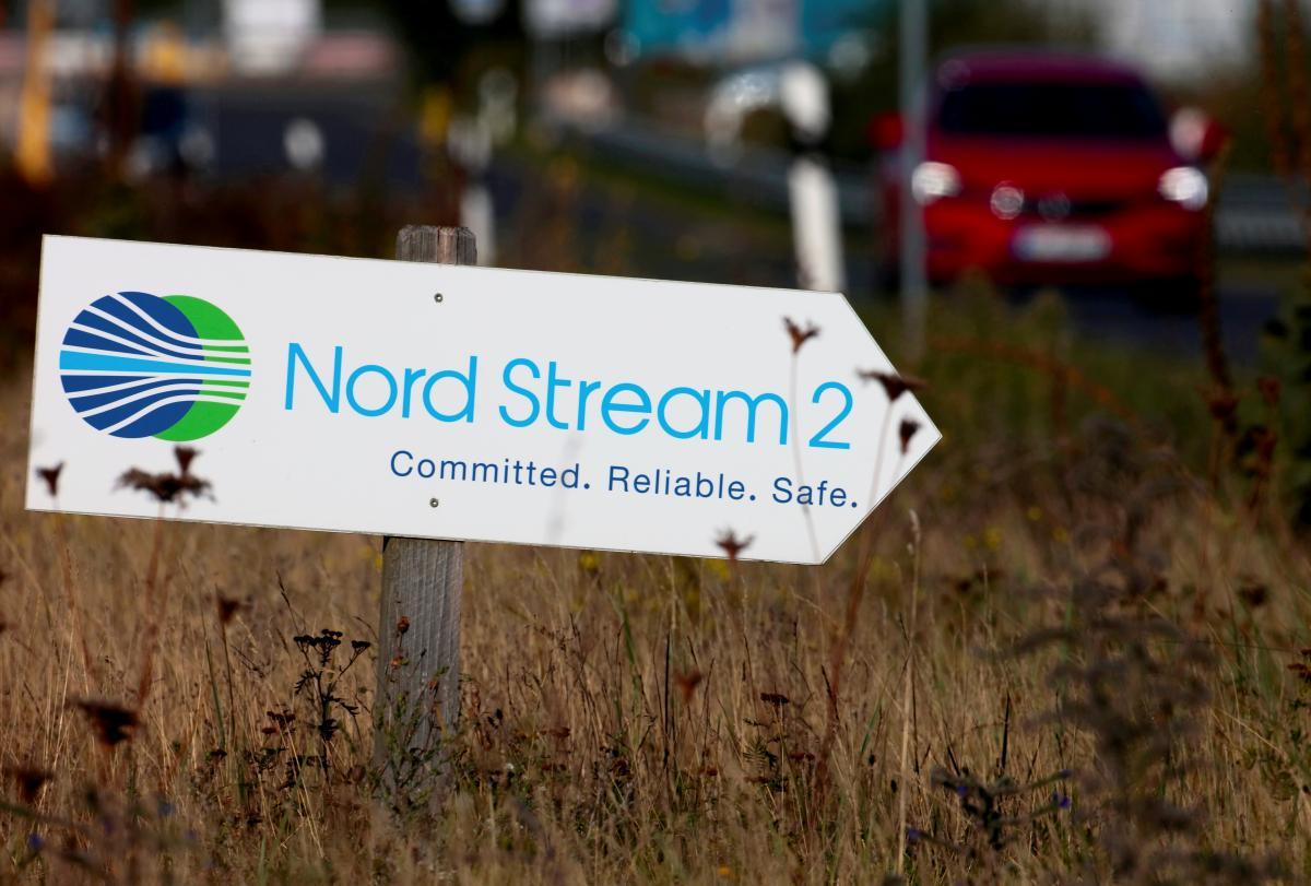 В США заявили о намерении усиливать санкции против 'Северного потока-2'