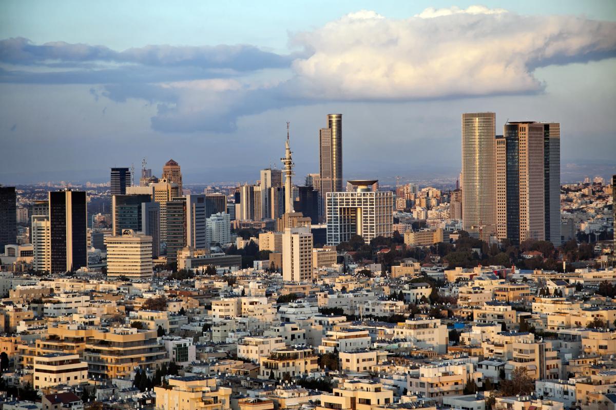 Израиль открыл авиасообщение с Киевом: вылететь можно рейсами нескольких авиакомпаний