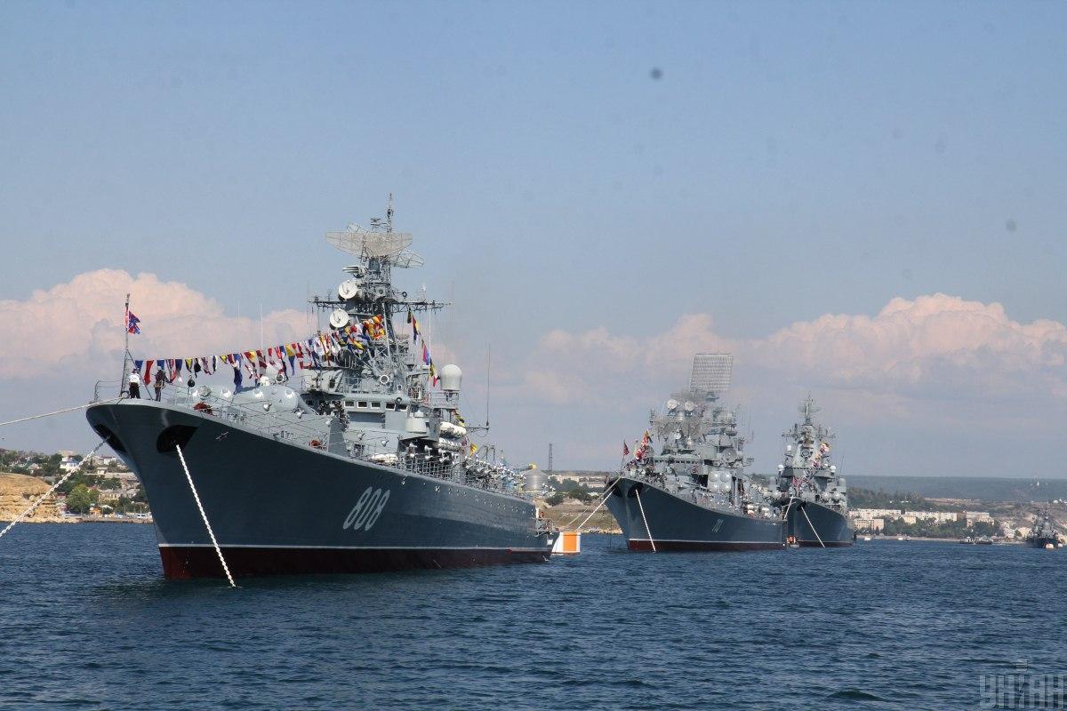 РФ закрывает часть Черного моря для иностранных кораблей - Украина протестует