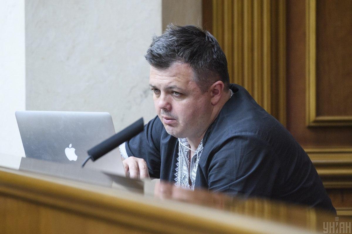 Семенченко сообщили о подозрении в организации обстрела телеканала '112'