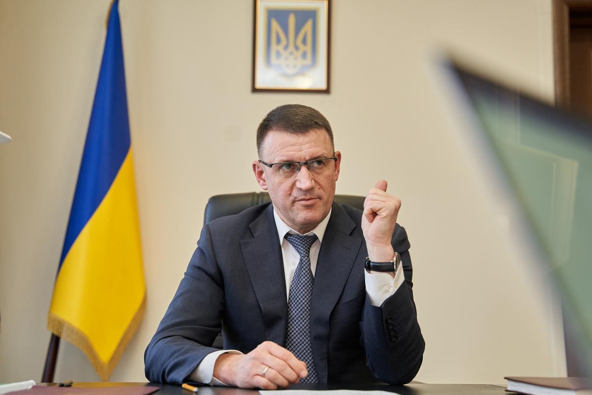 Глава ГФС Мельник призвал не политизировать ситуацию вокруг обысков на коммунальных предприятиях Киева