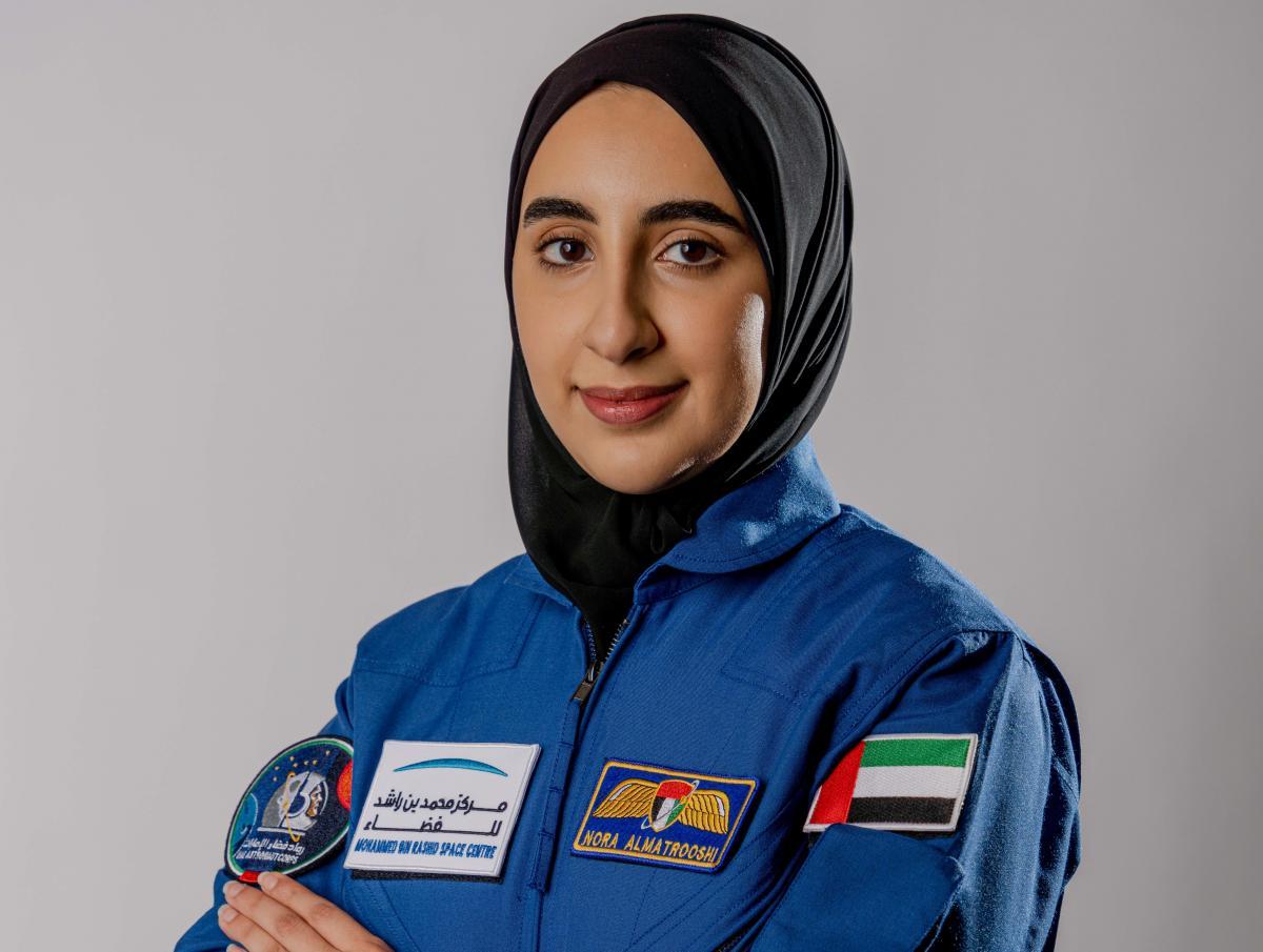В ОАЭ выбрали первую женщину-астронавта в истории страны