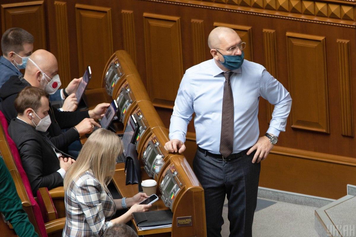 Арахамия об исключении Шевченко из фракции: на 1 мая 'сделаем подарок'