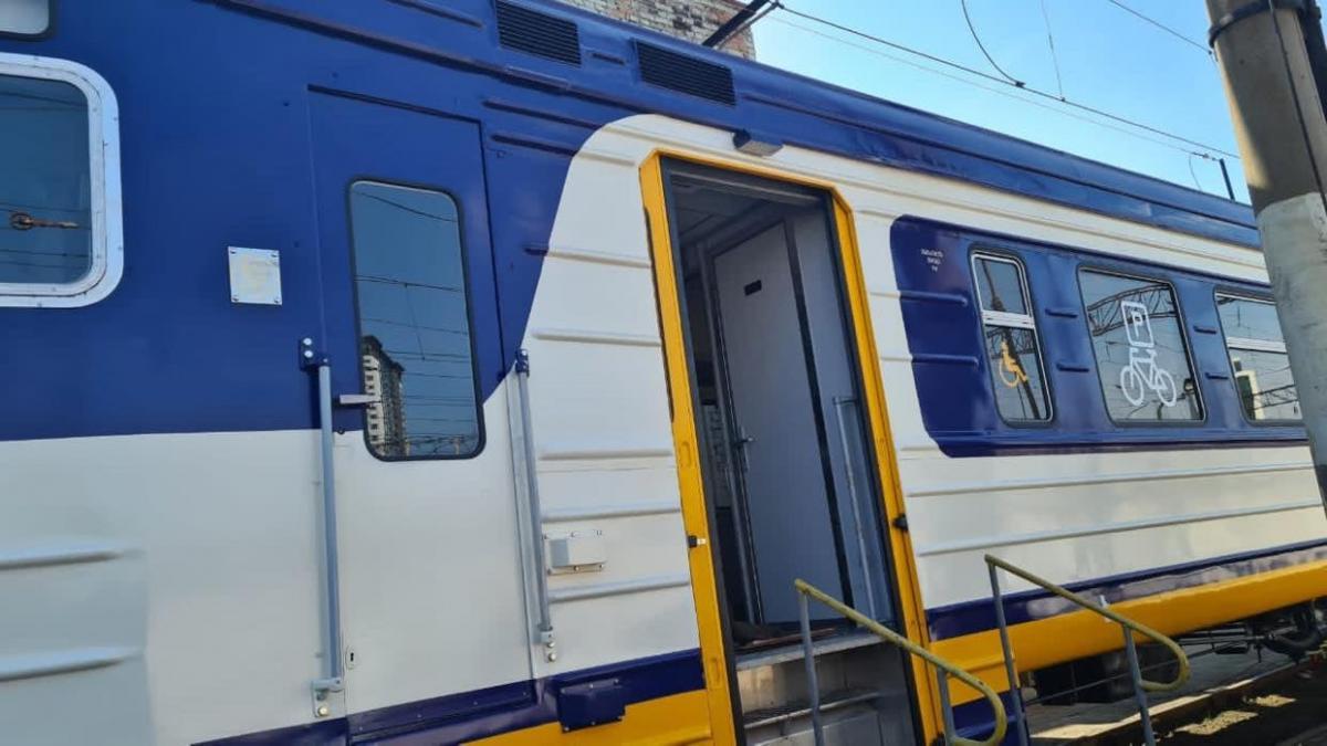 'Укрзализныця' запускает электричку с вагонами для перевозки велосипедов