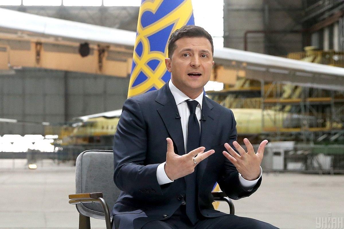 Зеленский заговорил об особых условиях от МВФ для Украины: 'нельзя сравнивать с другими'