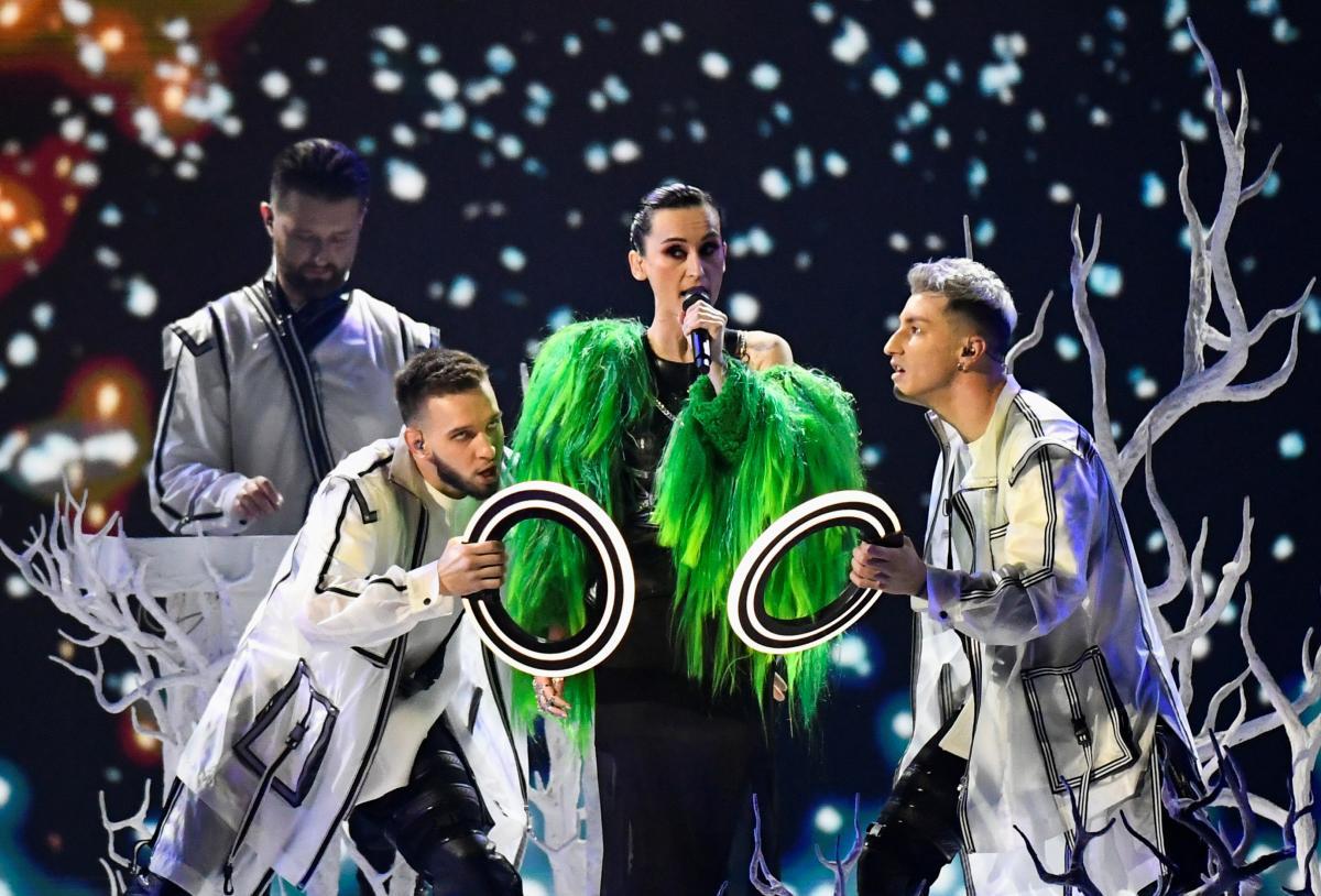 'Невероятная песня!': победители Евровидения назвали Украину лучшей среди других участников