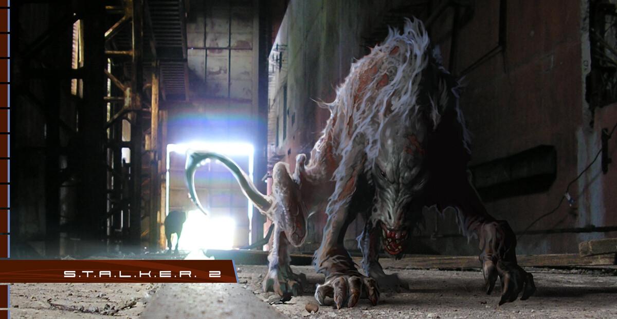 В Сеть слили сюжет, концепт-арты и ранний билд S.T.A.L.K.E.R. 2