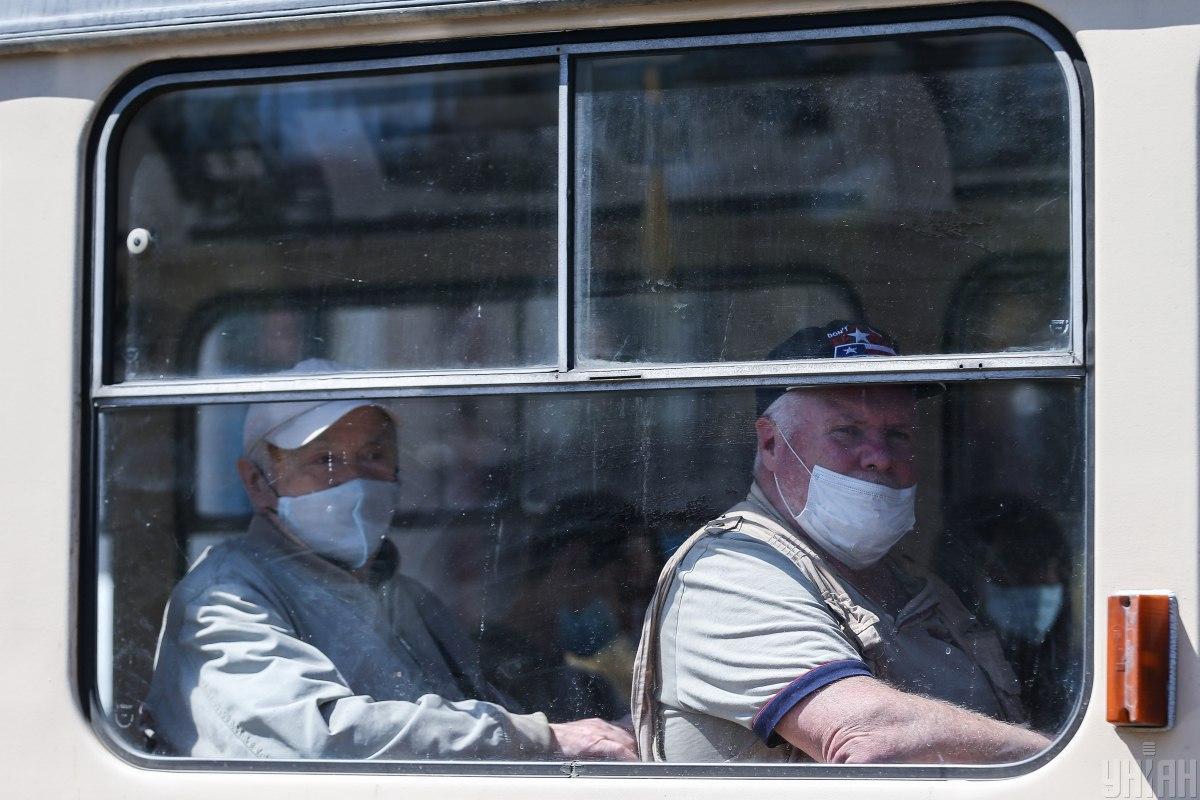 Коронавирус в Украине: за сутки 1,6 тысячи случаев, Киев до сих пор среди 'лидеров'