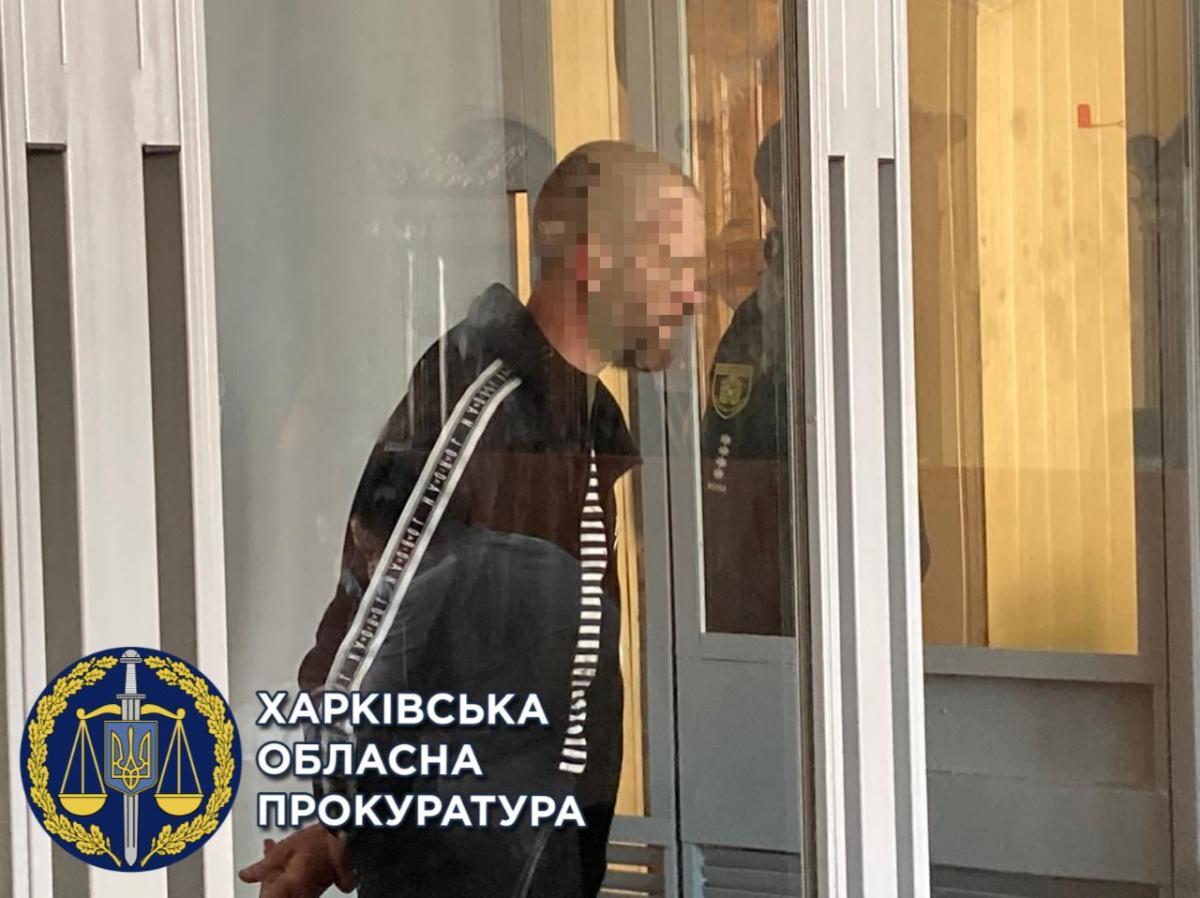 В Харькове суд арестовал мужчину, который бросил гранату в компанию молодежи