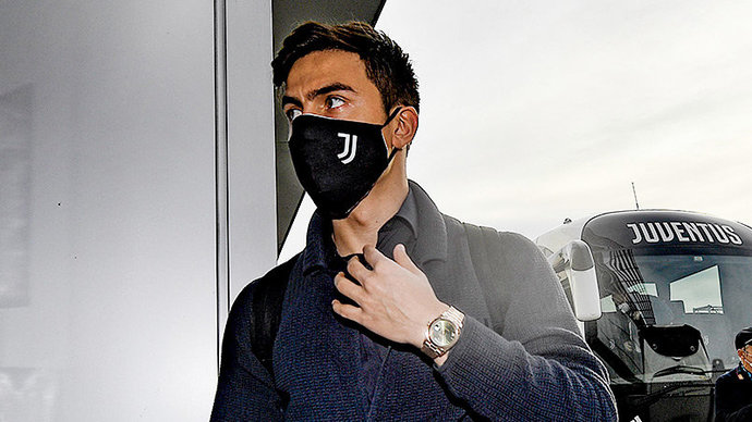 'Ювентус' отозвал последнее предложение Паоло Дибале по новому контракту