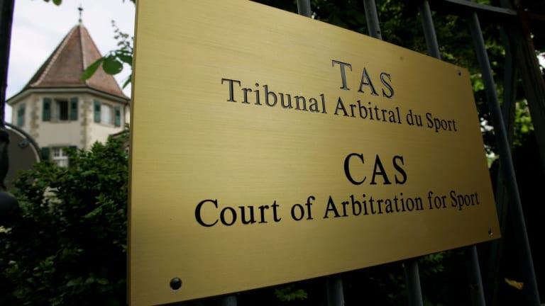 CAS оправдал двух отечественных легкоатлетов