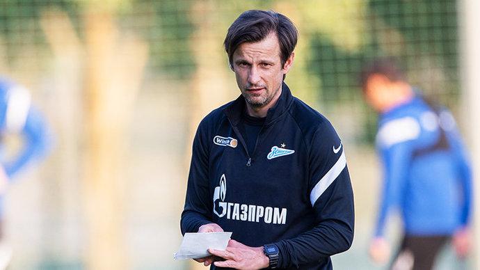 Семак: 'Кержаков вернулся в общую группу'