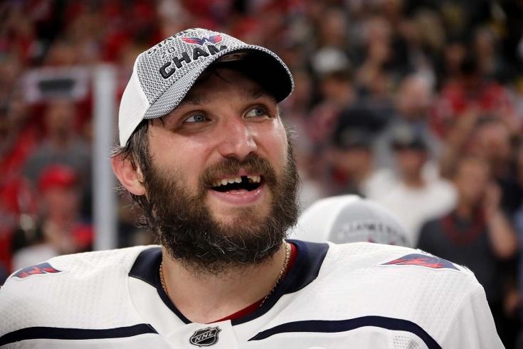 Александр Овечкин вышел на 2-е место в истории НХЛ по голам в большинстве