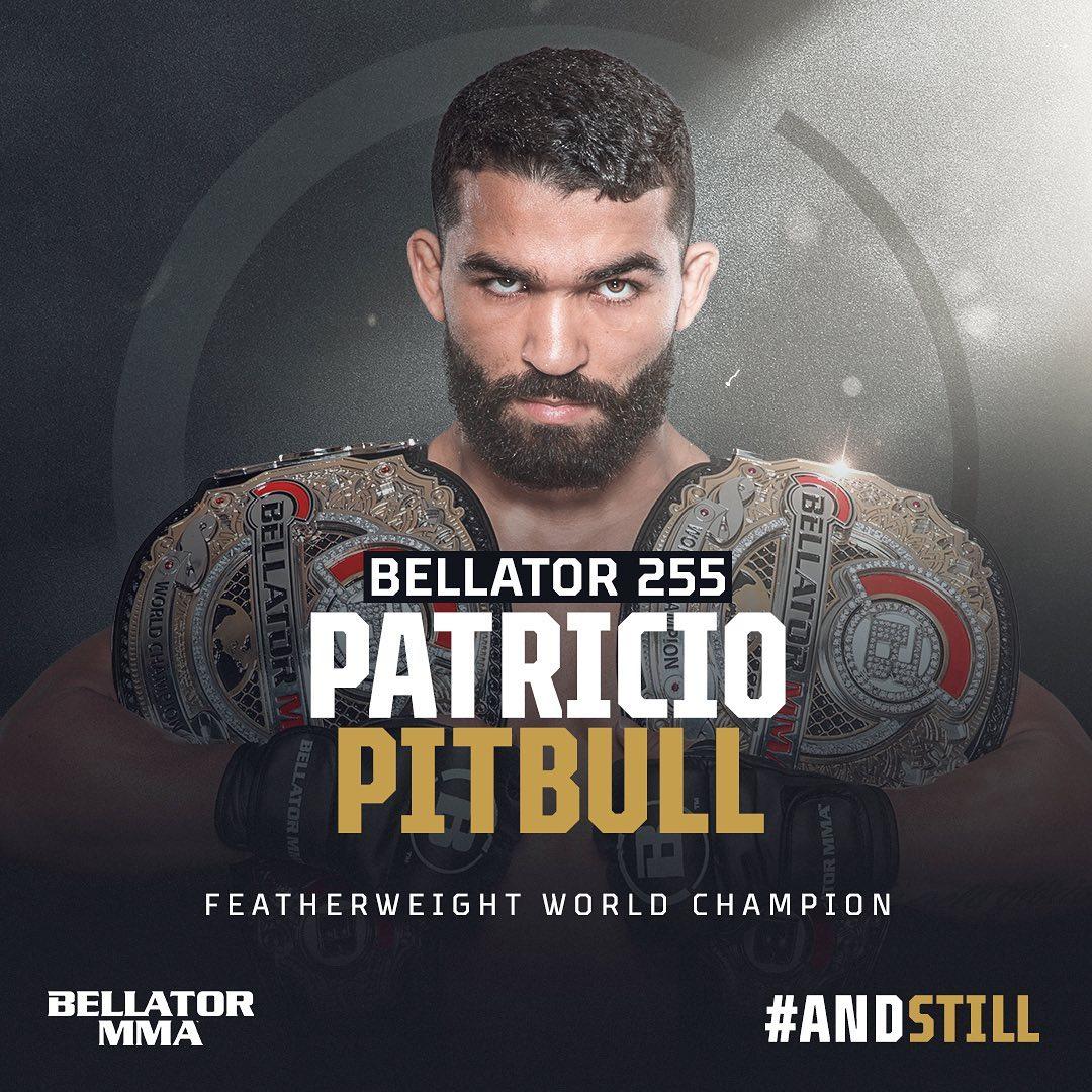 Главный поединок Bellator 255 завершился победой бразильца Патрисио Фрейре