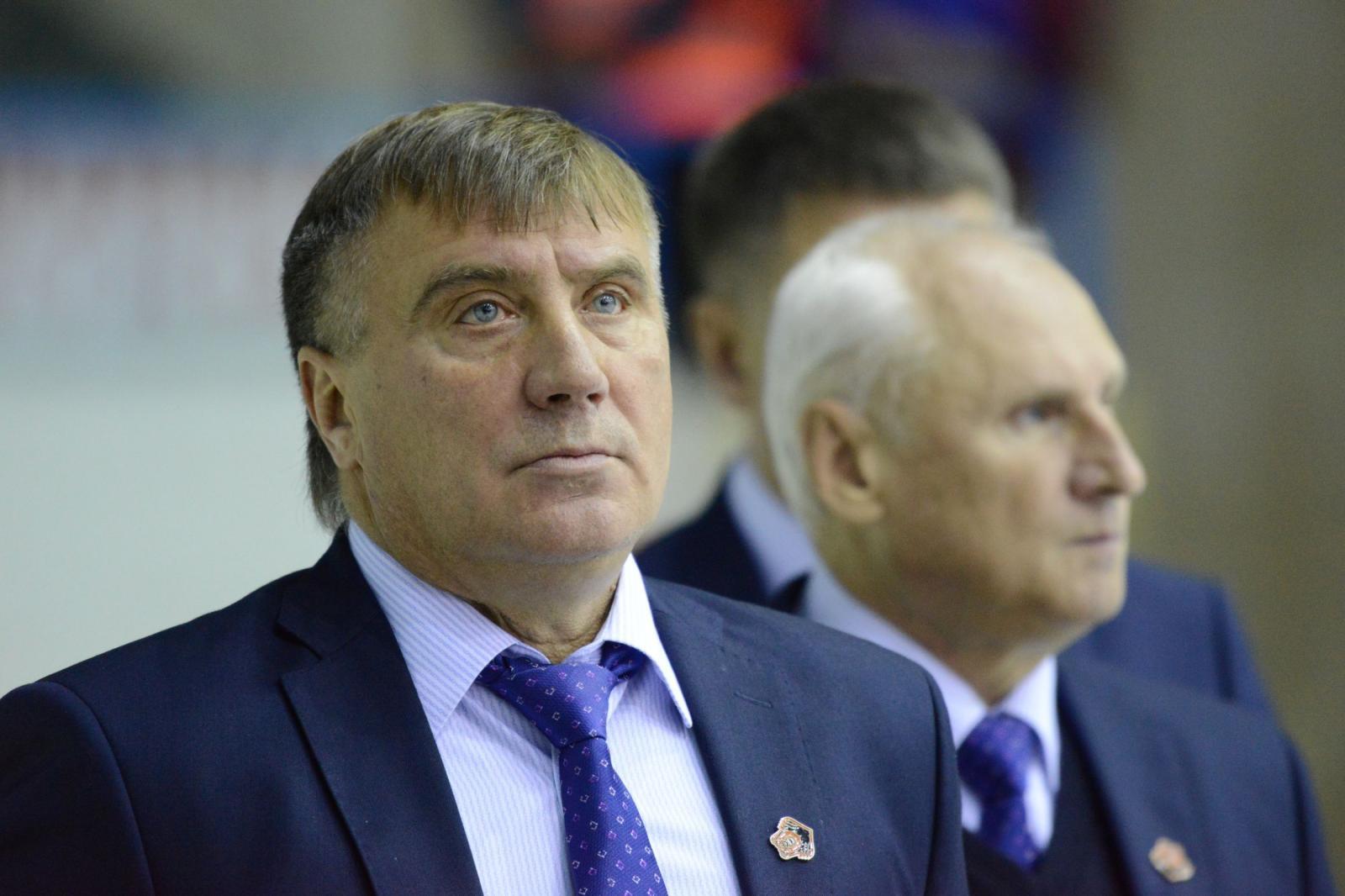 'Адмирал', возвращающийся в КХЛ, назначил главного тренера
