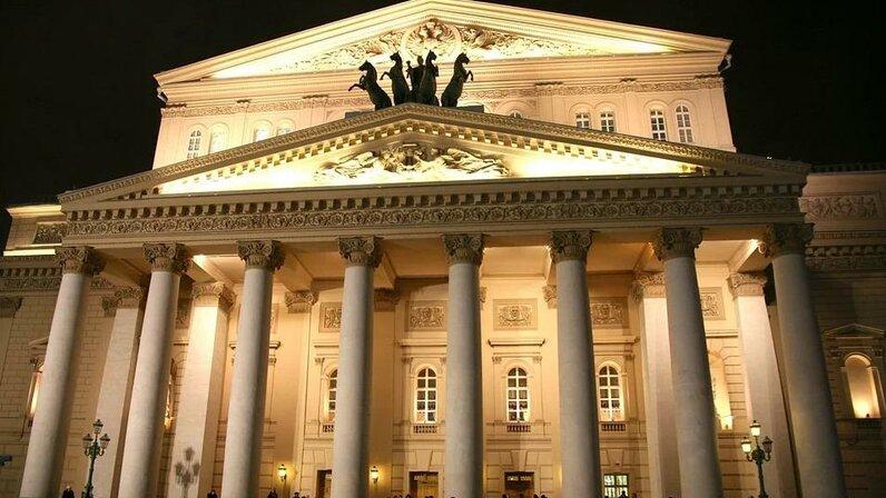 Большой театр отказался от зарубежных гастролей в 2021 году