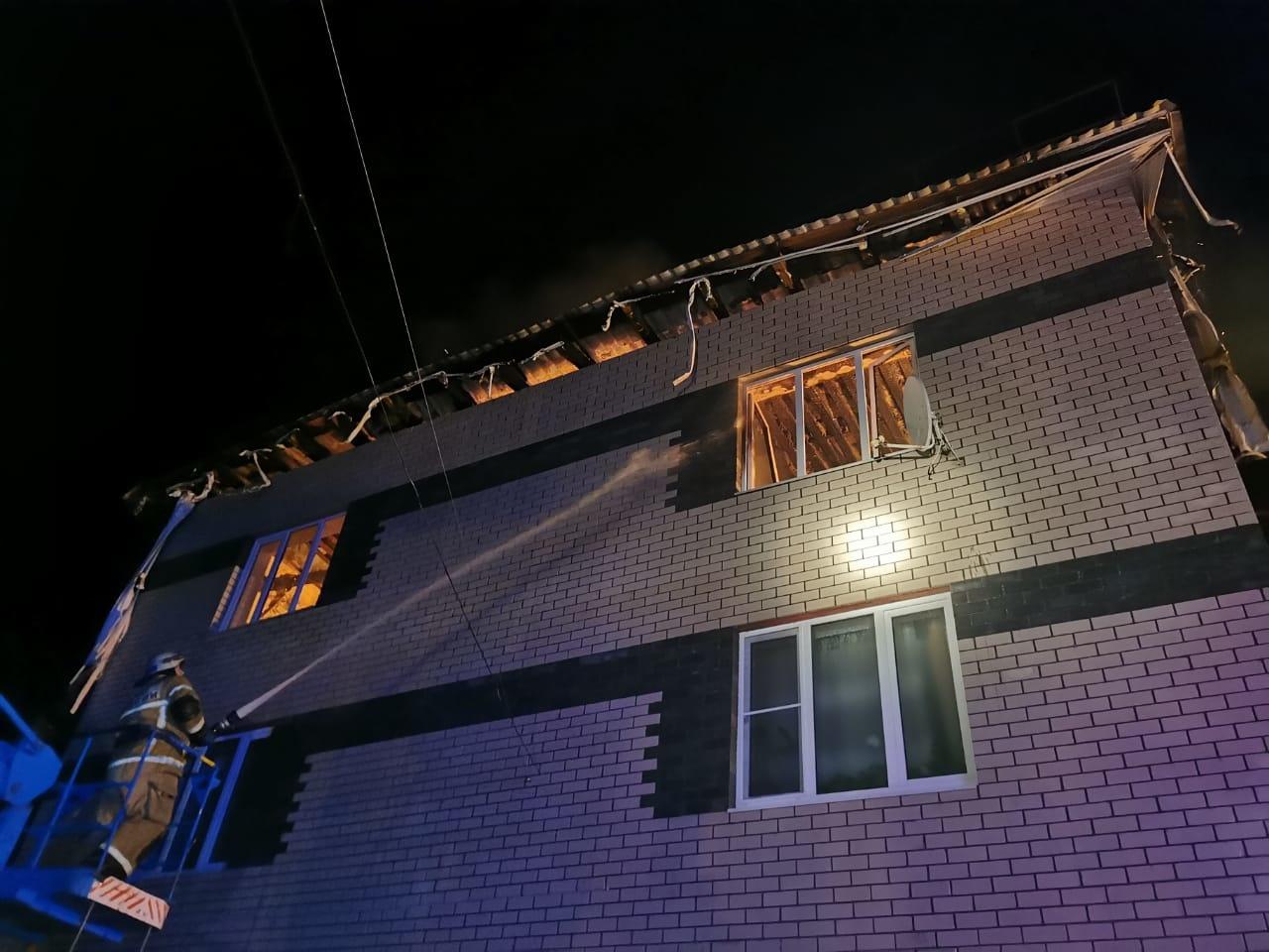 При взрыве газа в жилом доме под Нижним Новгородом пострадали восемь человек