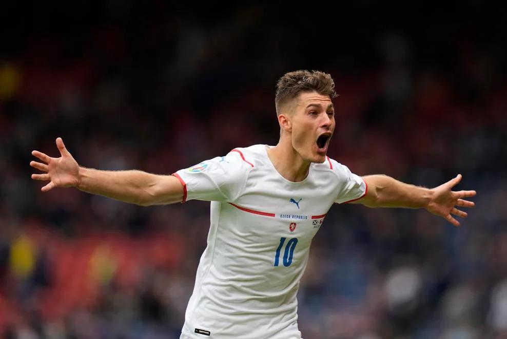 Сборная Чехии стартовала с победы на Евро-2020