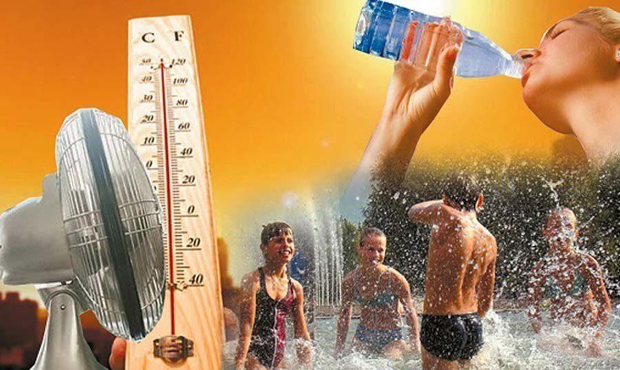 Аномальная жара: как не получить тепловой удар