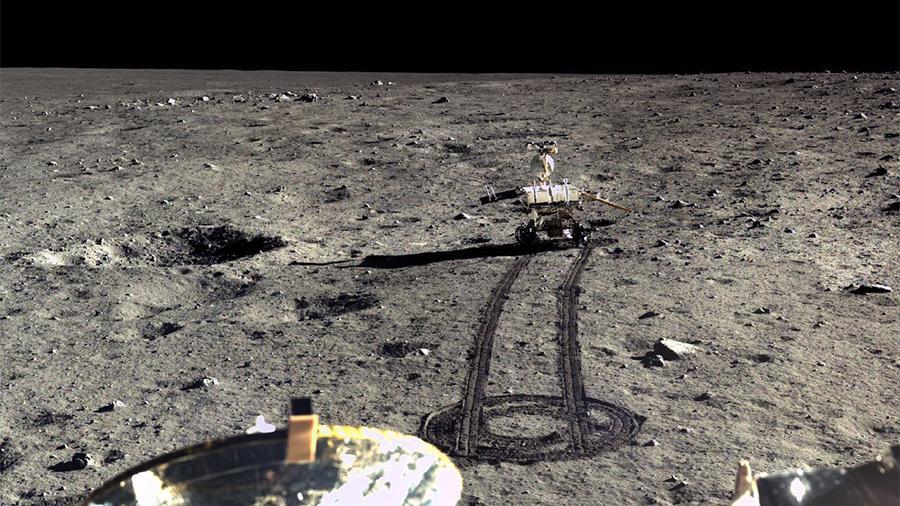 Россия и Китай подписали меморандум о создании международной лунной станции
