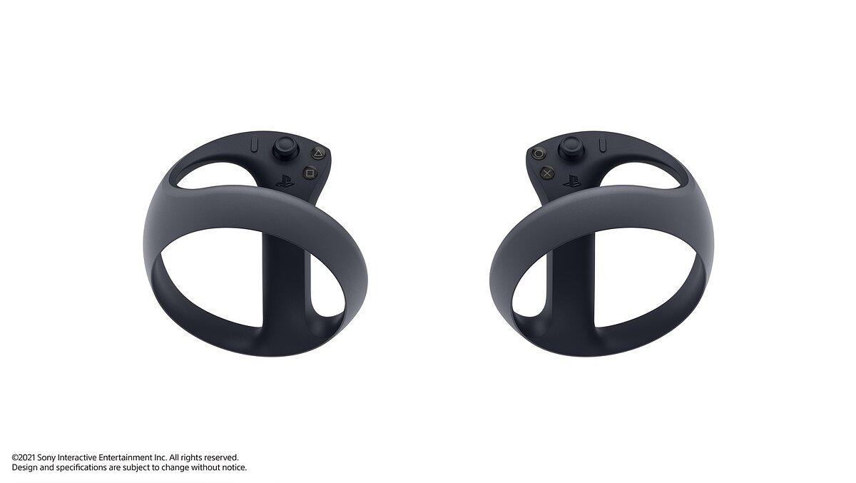 Sony анонсировала контроллеры для следующего поколения PlayStation VR
