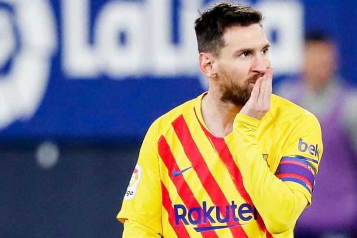 Четвертьфинал Лиги чемпионов пройдет без Месси и Роналду