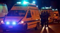 В Египте 8 человек погибли, более 100 пострадали при сходе поезда с рельсов