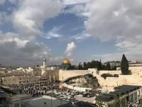 Более 30 палестинцев пострадали во время беспорядков в Иерусалиме