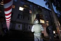 В Екатеринбурге задержан устроивший стрельбу бывший полицейский